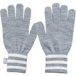 adidas Originals Smartphone Gloves Fingerhandschuhe Grey
