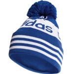 adidas Originals Adicolor Jacquard Pom Pom Beanie Royal/White