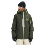 AK Burton Swash Jacket Forest Night