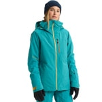 Burton AK Gore-Tex Embark Green-Blue Slate