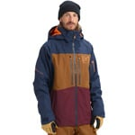 Burton AK Gore-Tex Swash Jacket Dress Blue/Monks Robe/Port Royal