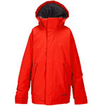 Burton Boys Amped Jacket Kinder-Snowboardjacke Burner