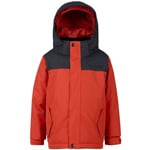 Burton Boys Amped Jacket Kinder-Snowboardjacke Bitters/True Black