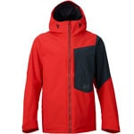 Burton Boom Jacket Snowboardjacke Burner/True Black 2016