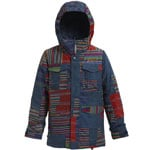 Burton Boys Covert Jacket Kinder-Snowboardjacke Mountain Sherpa