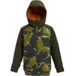 Burton Game Day Jacket Kinder-Snowboardjacke Camo Resing