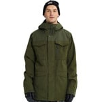 Burton Covert Jacket Herren-Snowboardjacke Forest Night