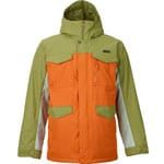 Burton Covert Jacket Snowboardjacke Algae/Maui Sunset 2016