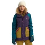 Burton Eastfall Jacket Purple Velvet