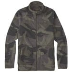 Burton Ember Fleece Herren-Fleecejacke Beetle Derby Camo