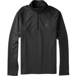 Burton Expedition 1/4 Zip Fleece Herren-Pullover True Black