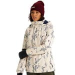 Burton Jet Set Jacket Damen-Snowboardjacke Canvas Birds