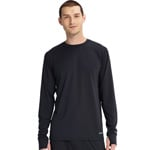 Burton Lightweight Crew Herren-Funktionsshirt True Black