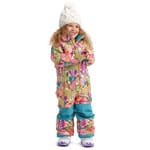 Burton Girls Minishred Illusion One-Piece Kinder-Skianzug Forest Frien