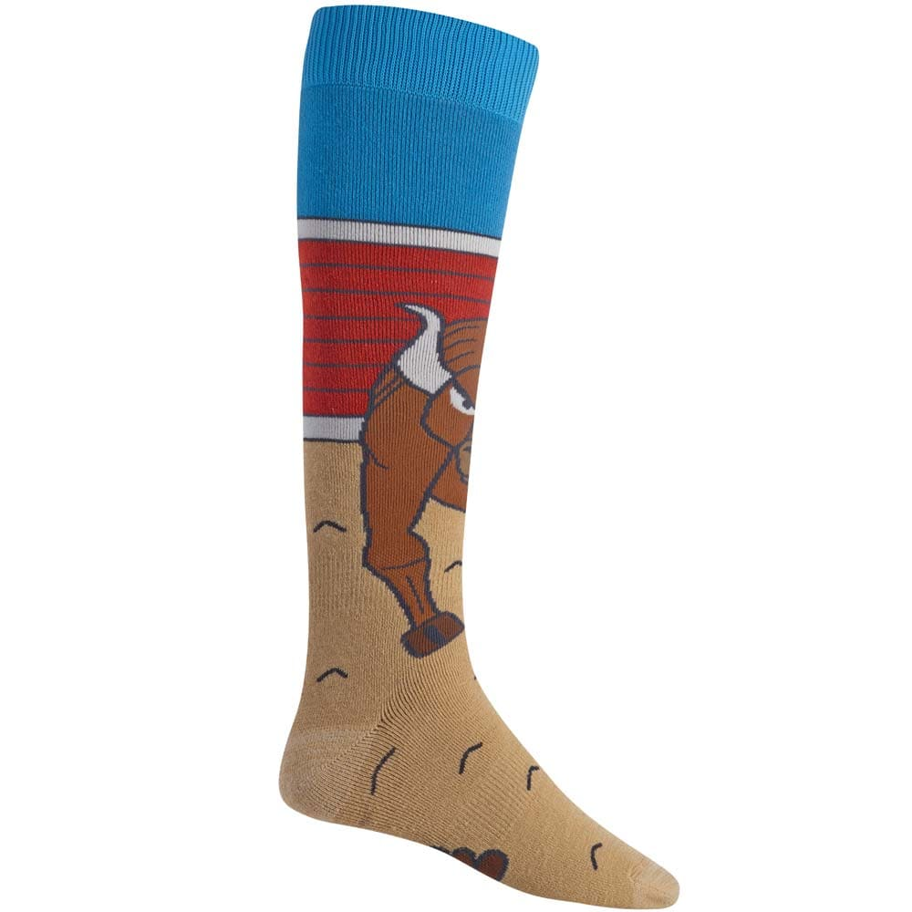 Burton MB Party Sock Herren-Skisocken Toro