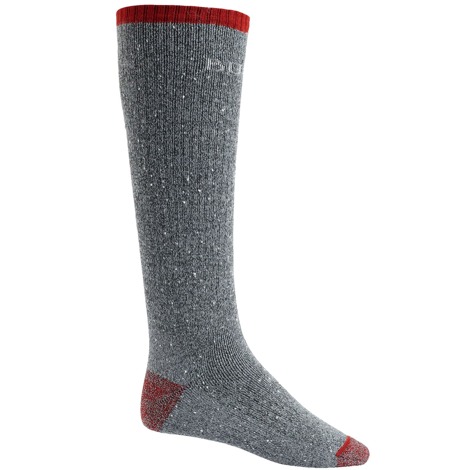 Burton Performance Expedition Weight Socks Gray Heather