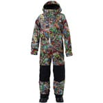 Burton Boys Minishred Striker One Piece Ski-Anzug Marvel 2017