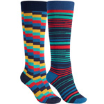 Burton Weekender Socks WB Two Pack 10070101406 (Submarine) 2015