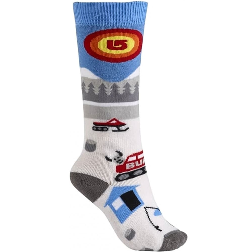 Burton Youth Party Kinder-Socken Snow Camp