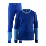 Craft Be Active Baselayer-Set Kinder-Skiunterwaesche Soul/Ray