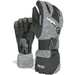Level Half Pipe Gore-Tex Glove Herren-Skihandschuhe Anthracite