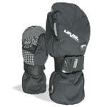 Level Half Pipe Mitt Gore-Tex Black