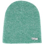 Neff Daily Heather Beanie Teal/White