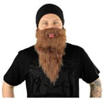 Neff Bearded Mask IF13514 (Brown)