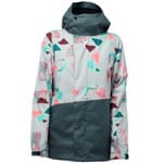 Nikita Sassafras Jacket Damen-Winterjacke Painter Print