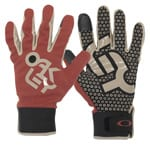 Oakley Factory Park Glove Snow Handschuhe Burnt Henna