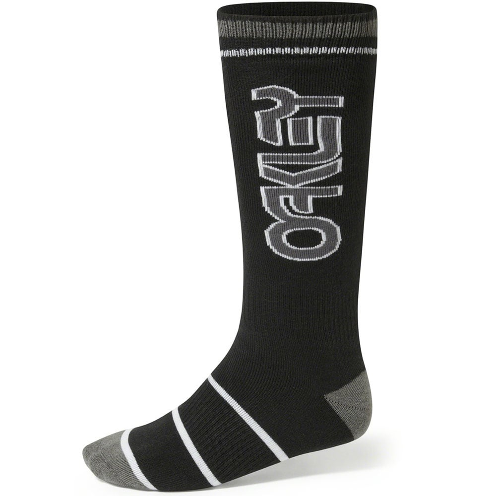 Oakley Factory Winter Sock Skisocken Black