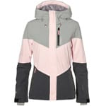 Oneill Coral Jacket Damen-Snowboardjacke Strawberry Cream