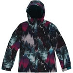 Oneill Dazzle Jacket Kinder-Snowboardjacke Blue/Red