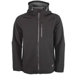 Oneill Exile Softshell Herren-Softshelljacke Black Out