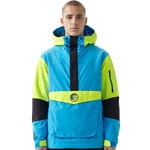 Oneill Frozen Wave Anorak Herren-Jacket Black Out