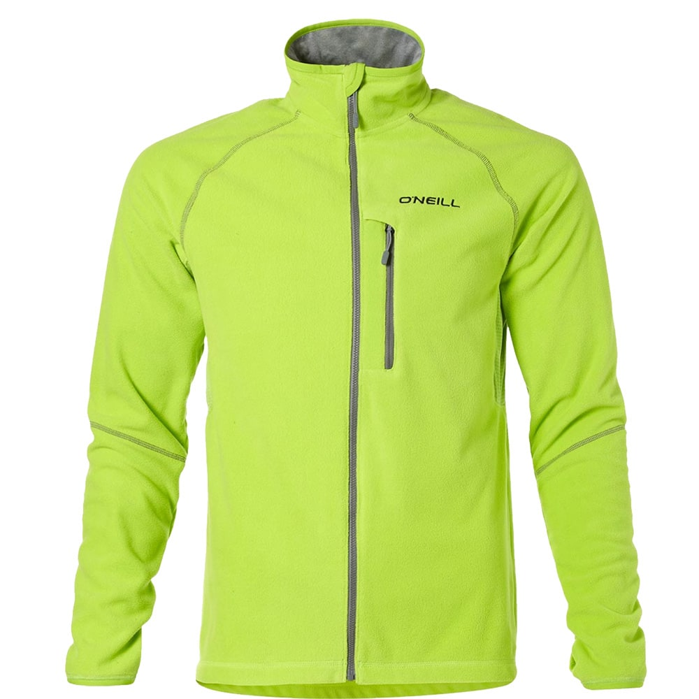 ONeill Full Zip Fleece Jacke Men (Macaw Green)