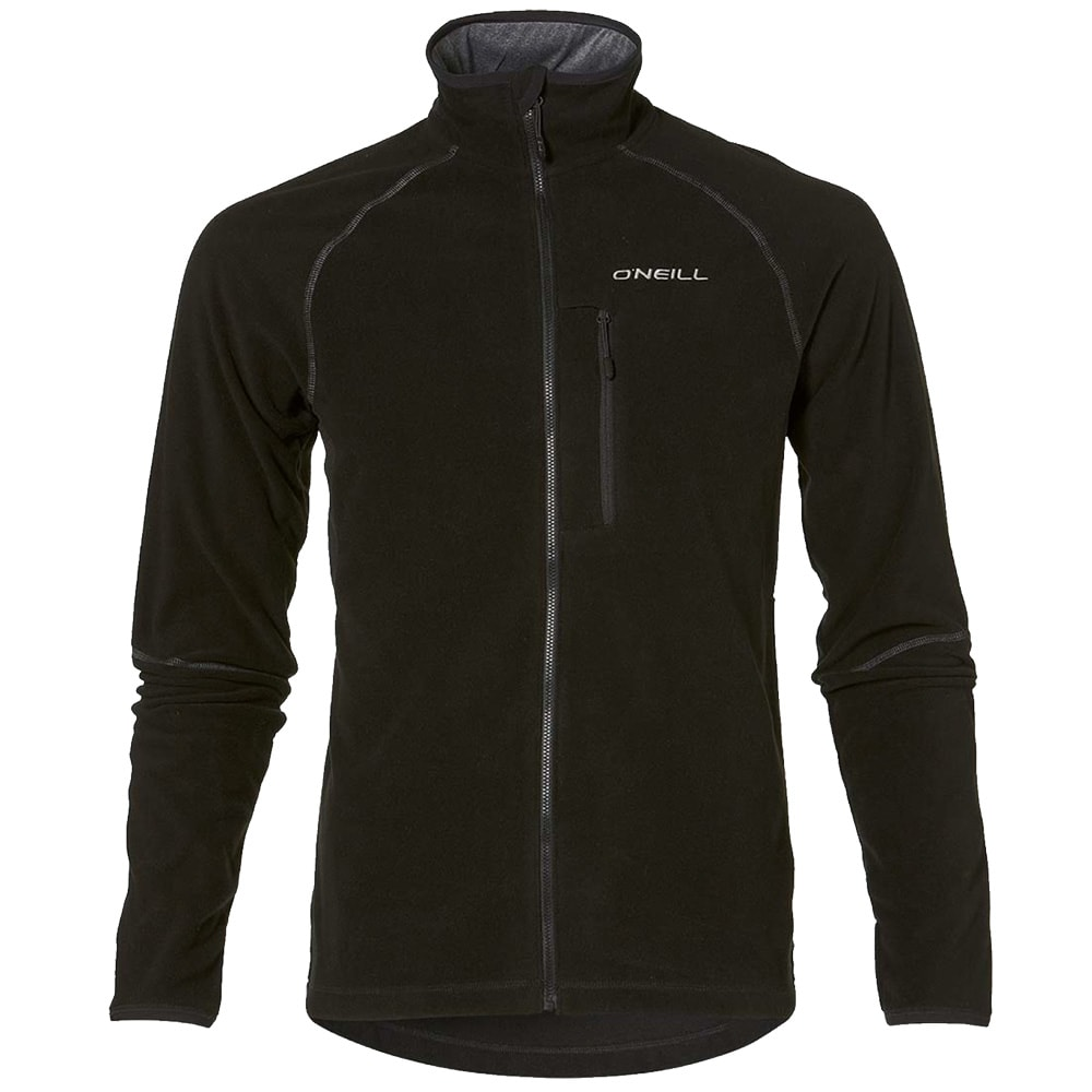 ONeill Full Zip Fleece Jacke Men (Black Out)