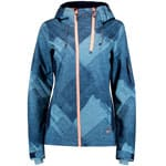 Oneill Jones Contour Jacket Damen-Snowboardjacke Blue