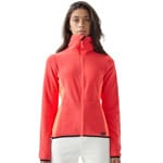 Oneill Ventilator Fullzip Fleece Damen-Fleecejacke Neon