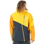 Picture Alpin Jacket Dark Blue Yellow
