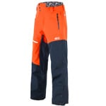 Picture Alpin Pant Orange Dark Blue