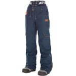 Picture Busy Pant Damen-Snowboardhose Dark Blue