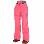 Picture Exa Pant Damen-Snowboardhose Neon Pink