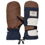 Picture Wrigley Glove Dark Blue/Brown