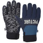 Picture Hudson Gloves Herren-Winterhandschuhe Dark Blue