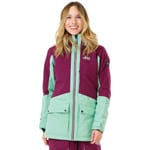 Picture Mineral Jacket Raspberry
