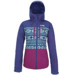 Picture Mineral Jacket Damen-Snowboardjacke - Dark Blue
