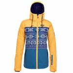 Picture Mineral Jacket Damen-Snowboardjacke - Yellow