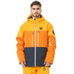 Picture Object Jacket Yellow