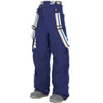 Picture Panel Pant Herren-Snowboardhose Dark Blue